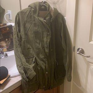BP coat